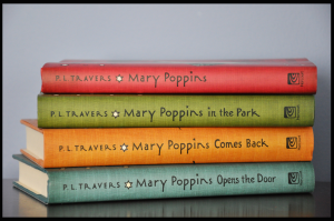 Mary Poppins book series